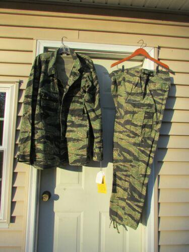 "RARE US Army  SPECIAL FORCES ""TIGER STRIPE"" Vietnam war type Uniform Set."