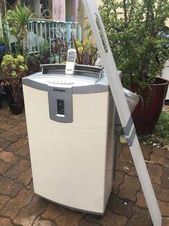 Dimplex 4.4KW  Portable Air Conditioner with remote control