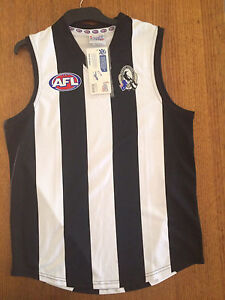 Official AFL Collingwood Football Club Guernsey Belmont Belmont Area Preview