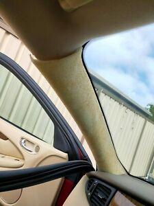 Vehicle interior pillar repair