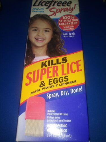 LiceFreee Head lice Treatment
