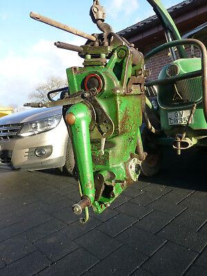 Deutz Werkstatthandbuch Hydraulik Kraftheber für Traktor D4507