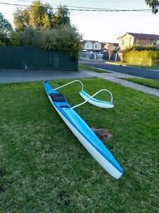 Outrigger canoe oc1
