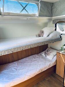 **2016 A'VAN RAY EXPANDER amazing family caravan AS NEW 14 ft****