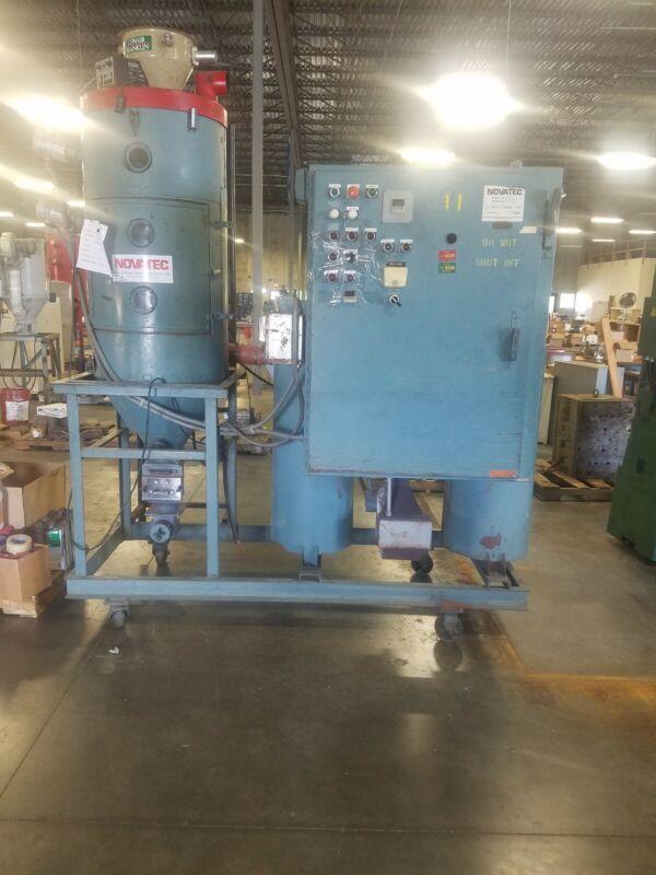 Plastic processing equipment, Dryer, Novatec Mdl. NPD-100