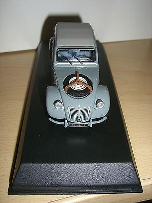 Norev Citroen 2 Cv 4x4 Sahara Grigio 150012