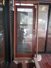 Extremely solid external timber door and frame Darlington Mundaring Area Preview