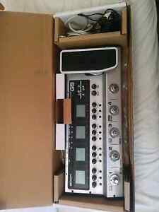 Multi effects guitar Zoom G5 Rose Bay Eastern Suburbs Preview
