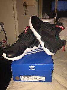 Adidas Tubular Runner Weave black/Tom/White sneakers size 11 US Ballajura Swan Area Preview