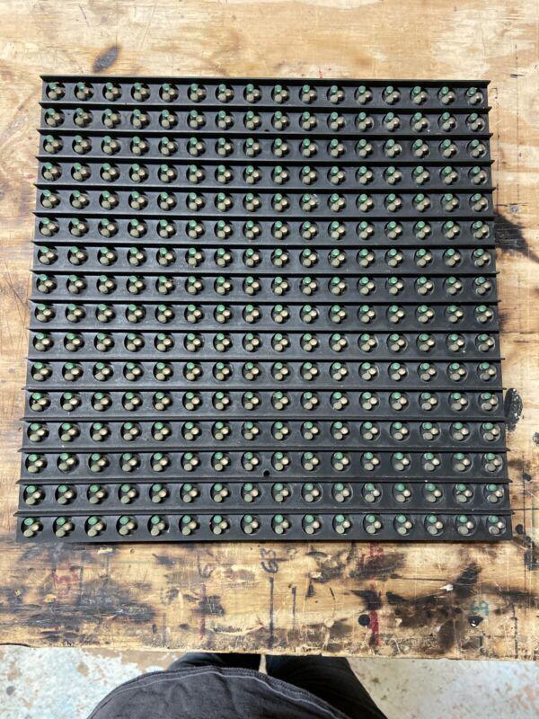 0A-1266-4650 Daktronics ProStar LED Message Center Full Color Module/Tile