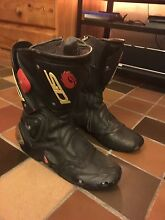 Sidi Racing Boots Size 46eu or 11us Coogee Eastern Suburbs Preview