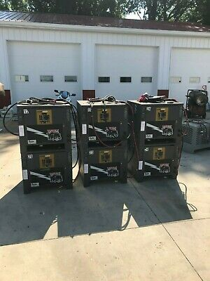 Workhog Enersys Exide Gold 24 Volt Forklift Battery Charger 550 Wg3-12-550