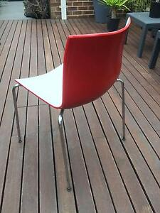 Designer Dining/Conference Chairs (price per chair) Spotswood Hobsons Bay Area Preview