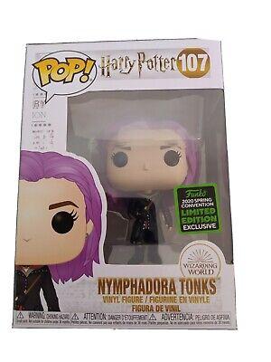 Funko POP! Harry Potter: Nymphadora Tonks Exclusivo
