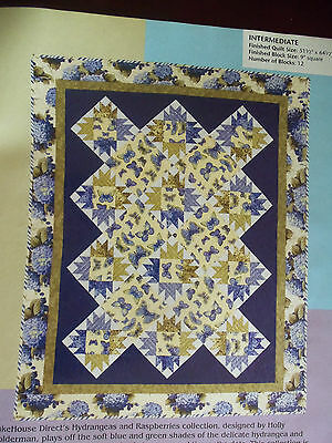 BUTTERFLIES ARE FREE QUILT PATTERN - PIECED - BY PAT FORKE - Free Butterfly Quilt Patterns