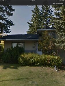 SW Calgary home for rent on Wildwood Drive