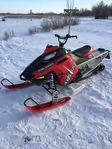 2014 Polaris Assault