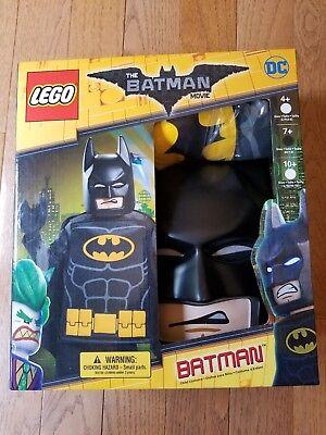 LEGO Batman Movie Child Costume Superhero Classic Boys Medium (7/8) New in Box - Superheroes In Black Costumes