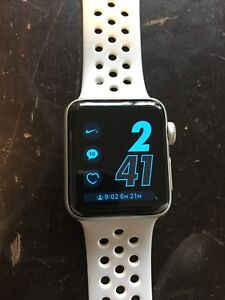 Apple Watch Nike edition series 2 white with GPS