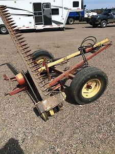 New Holland 8 ft sickle mower