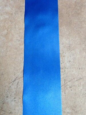 - 5 Yards Royal Blue Waterproof Polypropylene Ribbon 2 1/2