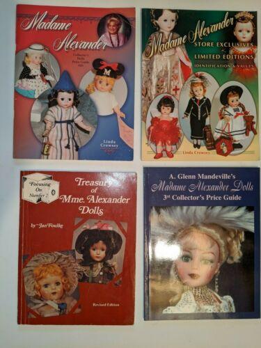4 Madame Alexanders Books