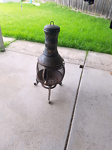 Outdoor Wood Heater Broadmeadows Hume Area Preview