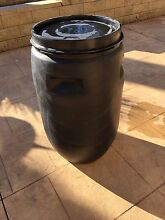 Plastic drum/ for water storage 120 liter Beaumont Hills The Hills District Preview