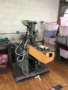 Arburg Minitruder Injection Molding Machine