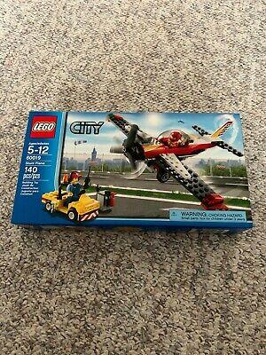LEGO CITY 60019 STUNT PLANE New Sealed
