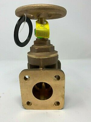 United Brass Works Model 11 2 Flanged Rising Stem Gate Valve 300 Wog Oil