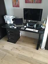 Ikea Large Desk (Bekant) Mosman Mosman Area Preview
