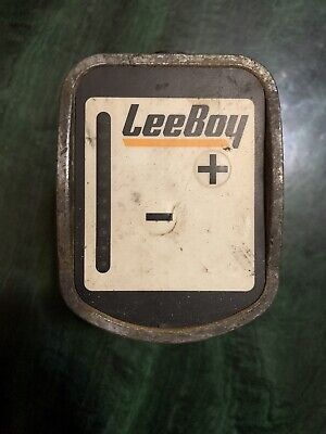 Leeboy Auger Sensor