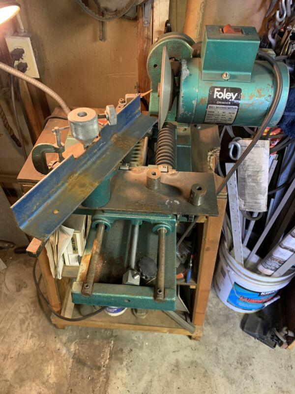 Vintage FOLEY Saw Grinder MODEL 310