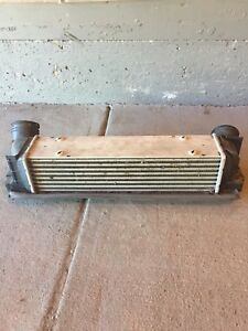 Intercooler and exhaust for 2011 BMW 335i n55