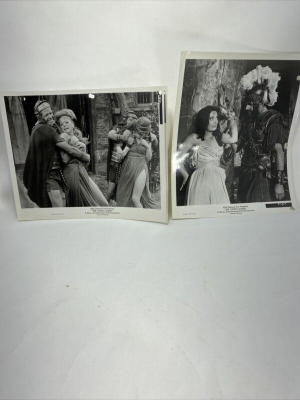 Publicity Press Photos The Viking Queen 20th Century Fox Lot Entertainment