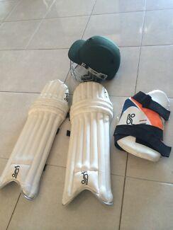 Junior cricket gear Albury Albury Area Preview
