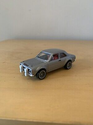 Hot Wheels - Customised '70 Ford Escort RS1600. Real Riders