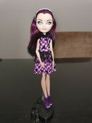 """Raven Queen, Enchanted Picnic """"Ever After High"""" Doll, original figure Mattel toy"""