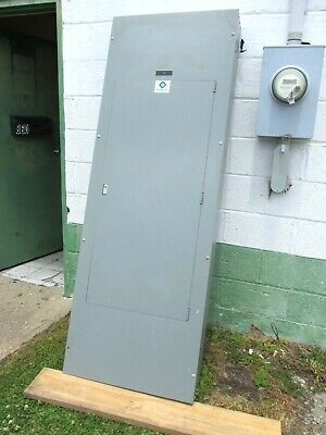 Square D I-line Panel Box 225a 480y277v 3ph Cat 1206717680 D0  .. Whs-1025