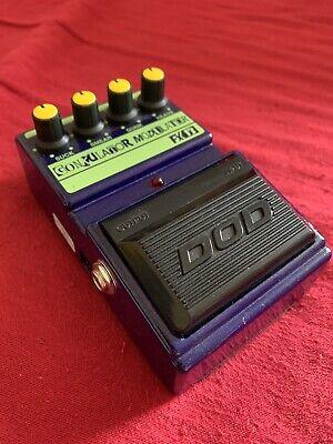 DOD Gonkulator guitar pedal