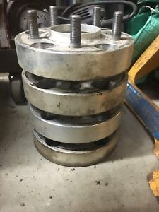 Wheel adapters 5x5 to 5x4.5