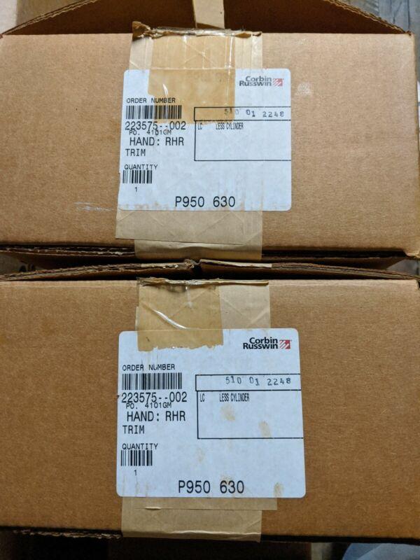 Corbin Russwin P950 Exit Device Pull Trim (Dummy)