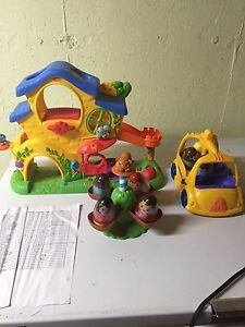 3 Weebles Sets and Weebles