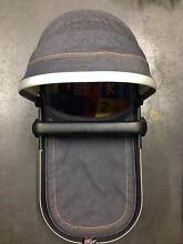 Joolz day pram (including bassinet and toddler footboard) Glen Iris Boroondara Area Preview
