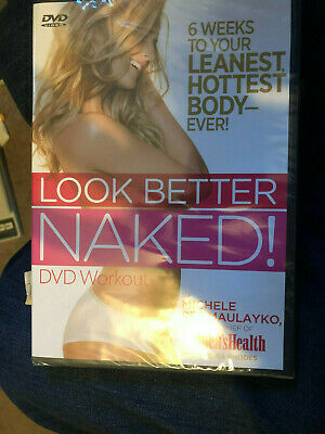 Look Better Naked! DVD Workout 6 Weeks to Your Leanest Hottest Body