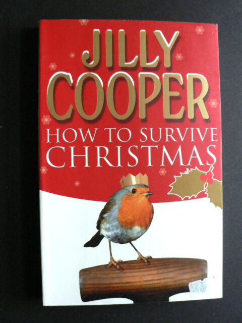 How to Survive Christmas by Jilly Cooper (Paperback, 2007).