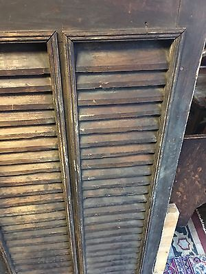 Early Saloon 1880s Swing Door with Spring Loaded Hinge Antique Old Rare Bar 4