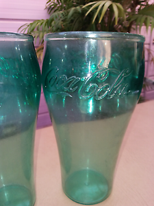 Coca cola glasses Pakenham Cardinia Area Preview