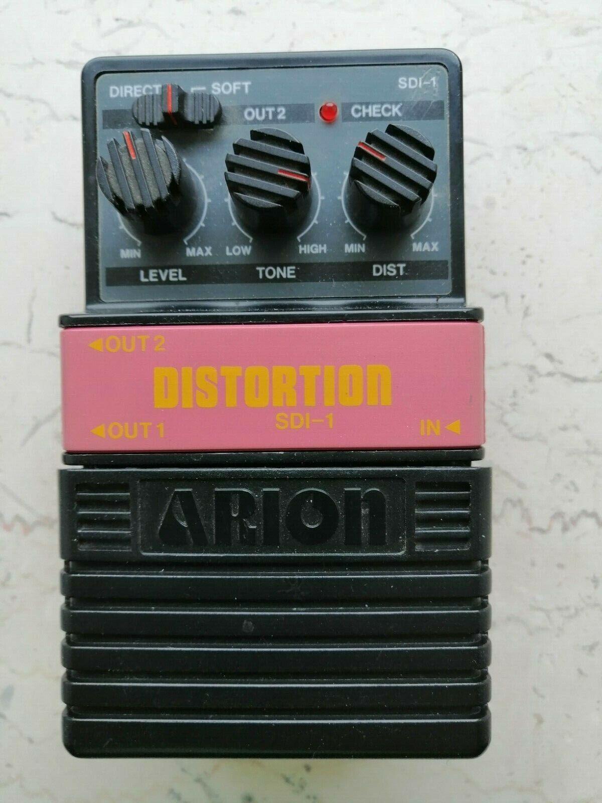 Distortion SDI-1 Gitarren Verzerrer